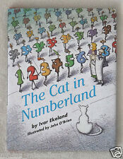 The Cat in Numberland by Ivar Ekeland *Brand New* with Dust Jacket