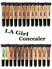 """PICK ANY 12"" : LA Girl Pro HD High Definition Concealer Corrector Long-Lasting"