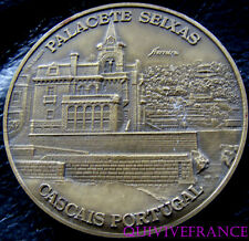 MED3577 - MEDAILLE PALACETE SEIXAS CASCAIS - PORTUGAL MEDAL