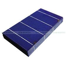 80W 40PCS 3x6 Poly Solar Cells for DIY Solar Panel 2.05W/Pcs Battery Charger