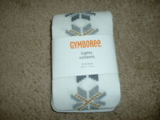 Gymboree Tights Snowflake Glamour NEW Baby Girls Size 0-6 months 0-3 3-6 mos NWT