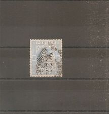 TIMBRE GB 1902 GREAT BRITAIN ENGLAND UK YT N°120 OBLITERE FINE USED 10 SHILLING