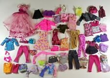 Barbie Huge Clothing Clothes Lot Dress Tops Pants Shorts Skirts & More