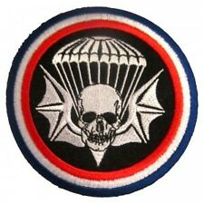 101st Airborne Screaming Eagles patch - Normandy 502nd P.I.R. Parachute Infantry
