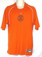 MLBTB Soccer Orange Nike Jersey *Adult Size Large* 100%Polyester Gently used