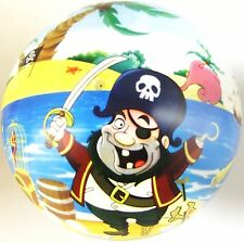 Pirate PVC Plastic Football Play Beach Ball Kid Party Child Pool Birthday Garden