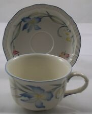 Villeroy & and Boch RIVIERA tea cup and saucer