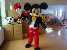 Mickey Mouse clown Costume Fancy Party dress Disney