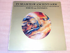 EX !! Absolute Elsewhere/In Search Of Ancient Gods/1976 Warner Bros Gatefold LP