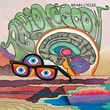 RADIO MOSCOW - BRAIN CYCLES  AUTOGAPHED! CD