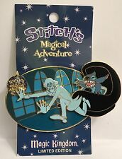 Disney - WDW - Stitch's Magical Adventure - The Haunted Mansion LE 2000 Pin
