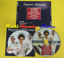 CD HYPER MUSIC compilationPROMO 2002 MUSE ASH HIVES DELGADOS(C2)no lp mc dvd vhs
