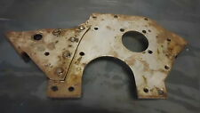 Jeep Willys MB GPW early CJ2A NOS Chain timed Motor front plate