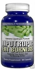 Lipotropic Fat Burner 60c Diet Pills Lose up to 20 lbs!