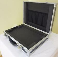 """15"""" Laptop-Koffer-Case LC-15 schwarz Notebook-Transport-Koffer-Case ROADINGER"""