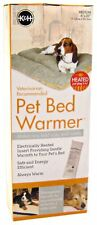 K&H Pet Bed Heated Warmer Dog Cat Kitty Electric Large  Pad Heater Heating Ma