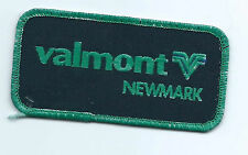 Valmont Newmark employee patch 2 X 4 Birmingham AL concrete poles shaded version