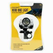 Super Bright Bicycle Bike Headlight Waterproof with Bright 19 LED Beam Light