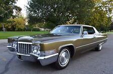 Cadillac : DeVille 2 DR HARDTOP