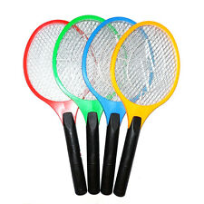 NEW LARGE MOSQUITO BUG INSECT ZAPPER BATTERY-FLY SWATTER RACKET WHOLESALE