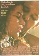 CPM - Wild Orquídea - Tarjeta postal ( box oficina BO 1081 )