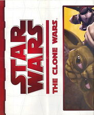 STAR WARS THE CLONE WARS SEASON 1 2009 TOPPS PROMOTIONAL CASE TOPPER POSTER
