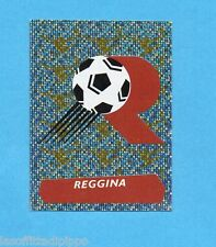 PANINI CALCIATORI 2000/2001- Figurina n.313- REGGINA - SCUDETTO/BADGE -NEW