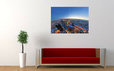 MOSCOW CITY NEW GIANT LARGE ART PRINT POSTER PICTURE WALL