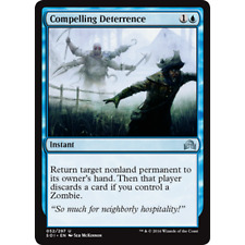 MTG Compelling Deterrence NM - Shadows over Innistrad