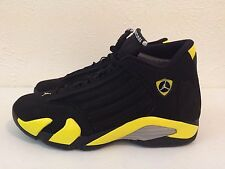 Nike Men's Air Jordan 14 Retro Basketball Shoes Size 8 NEW 487471 070.