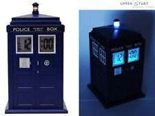 Doctor Who - TARDIS Projection Alarm Clock FAST 'N FREE DELIVERY