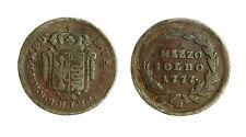 pcc1554_18)  Lombardo Veneto Maria Teresa Mezzo Soldo 1777  - AUSTRIA