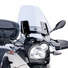 11-15 BMW G650GS Puig Touring Windscreen Clear  5649W