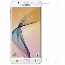 For Samsung Galaxy J7 Prime Temper Glass Screen + Free Clear Soft Case J7 Prime