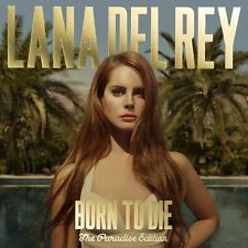 LANA DEL REY: BORN TO DIE - THE PARADISE EDITION 2012 DELUXE 2x CD SEALED