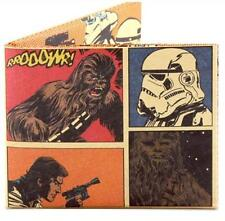 DYNOMIGHTY MIGHTY WALLET STAR WARS HAN SOLO CHEWBACCA COMIC DURABLE TYVEK DY-827