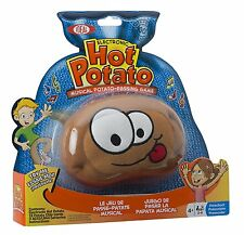 NEW Hot Potato Electronic Musical Passing Game Designed For 2-6-Players By Ideal
