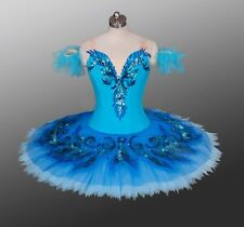 Professional Classical Ballet Costume Tutu Blue Bird Costume Custom Fit YAGP!