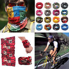 2X Men Bike Bicycle Magic Headband Veil Cycling Outdoor Sports Head Scarf