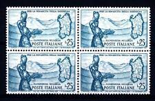 ITALIA REP. - 1958 - Realizzazione degli impianti idroelettrici del Flumendosa -