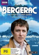 Bergerac - The Complete First Series NEW R4 DVD