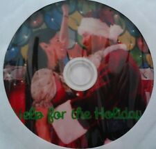 Help For The Holiday's,  DVD Disc Only, No Case