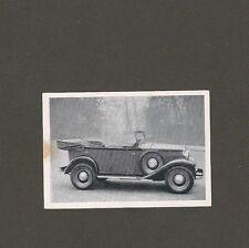 15/713 SAMMELBILD ALTE TECHNIK PKW FIAT 508 TORPEDO CABRIOLET ITALIEN 1925/28