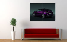 2013 HONDA CRZ HYBRID NEW GIANT LARGE ART PRINT POSTER PICTURE WALL