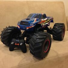TAMIYA OVERLANDER NEW BRIGHT FORD F-150 RAPTOR 1/8 SCALE RC MONSTER TRUCK CUSTOM