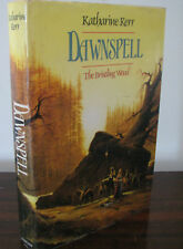 Dawnspell The Bristling Wood by Katharine Kerr - Hardcover 1989 1st Edition