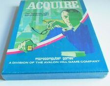 Atari XL: acquire-Avalon Hill GAME 1983