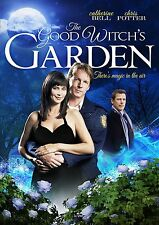 THE GOOD WITCH'S GARDEN DVD - SINGLE DISC EDITION - NEW UNOPENED - HALLMARK