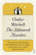 The Saltmarsh Murders, Mitchell, Gladys Paperback Book The Cheap Fast Free Post