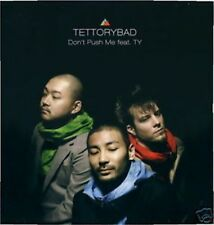 """Tettorybad Don 't Push Me feat TY 6 Track 12"""" LP NUOVO"""